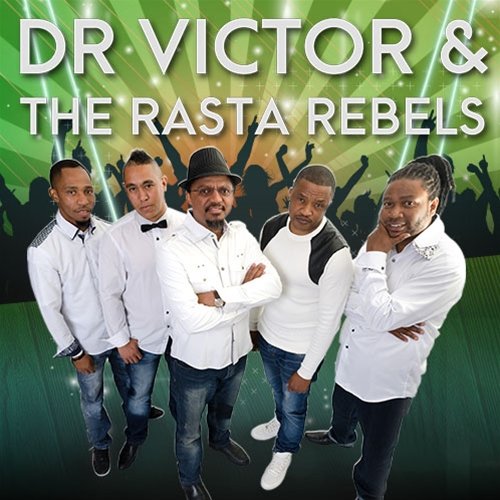 Party With Dr Victor & the Rasta Rebels