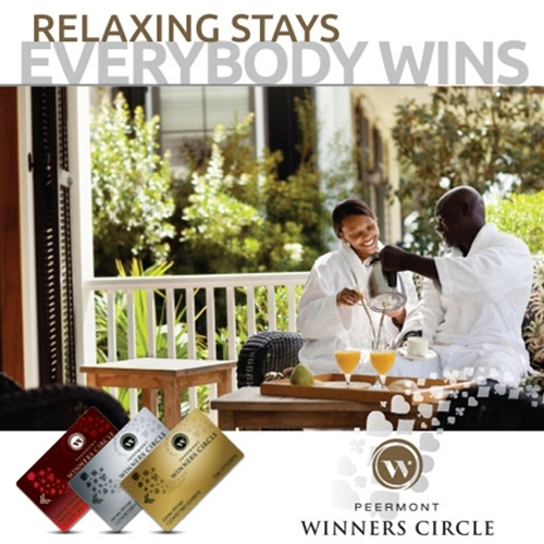 Winners Circle Accommodation Discounts