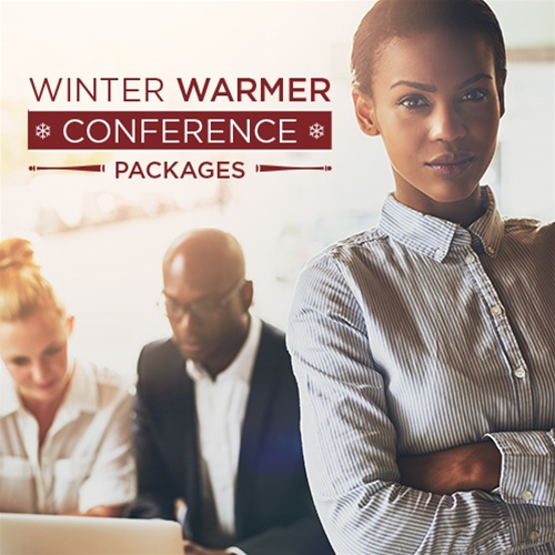 Winter Warmer Conference Packages